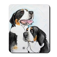 dolly-fro-8x10 Mousepad