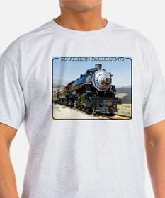 Unique Steam train T-Shirt