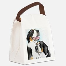 dolly-fro-8x10 Canvas Lunch Bag