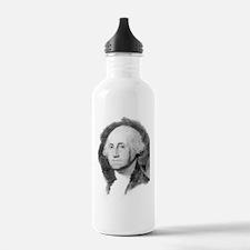 5x8_journal_washington Water Bottle