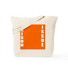 Prison Issue Tote Bag