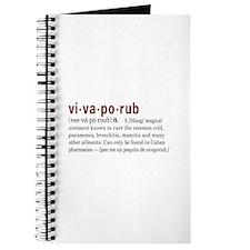 Vivaporub Journal