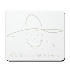 Bozo Texino 3A Tan Mousepad