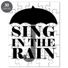 Sing in the rain Puzzle