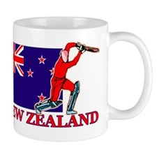 cricket player nz mid Mug