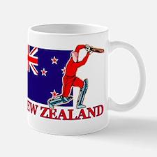 cricket player nz mid Mug