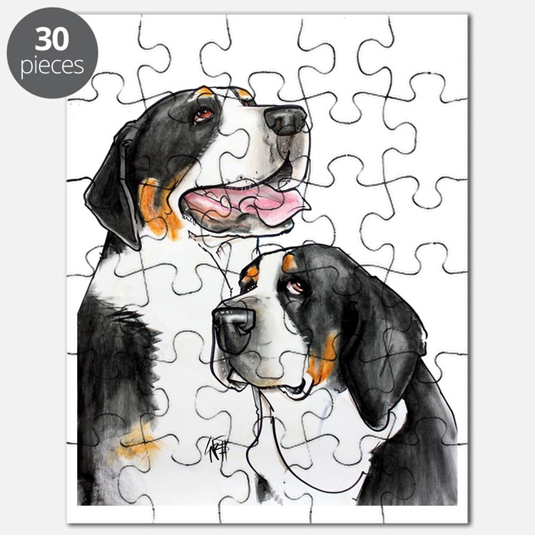dolly-fro-cutout Puzzle