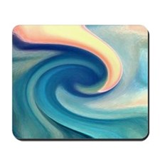 Smooth Wave Mousepad