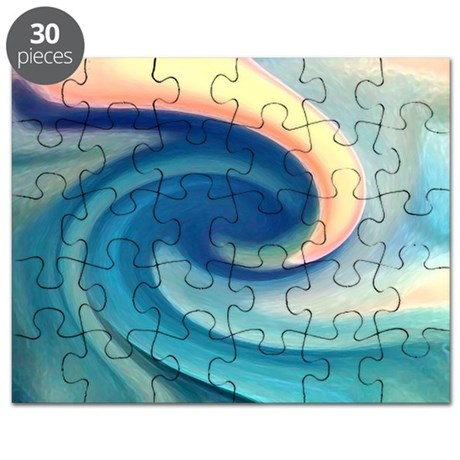 Smooth Wave Puzzle