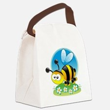 BumbleBee Canvas Lunch Bag