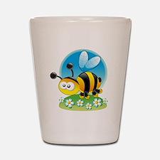 BumbleBee Shot Glass