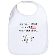 Afghan World Bib