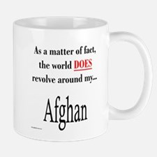Afghan World Mug