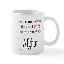 Afghan World Mug