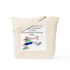 SHOTPUT Tote Bag
