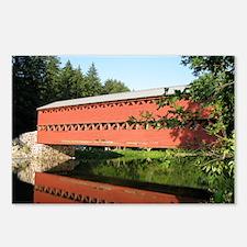 Sachs Bridge Postcards (Package of 8)