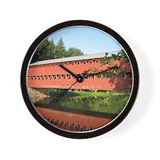 Sachs Bridge Wall Clock