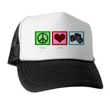 peacelovephotographywh Trucker Hat