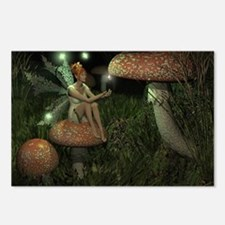 fairy skin Postcards (Package of 8)