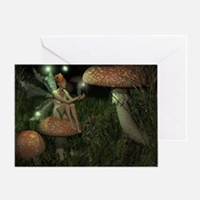 fairy skin Greeting Card