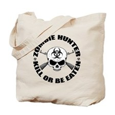 Zombie Hunter 2 Tote Bag