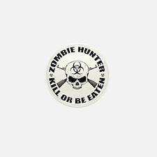 Zombie Hunter 2 Mini Button