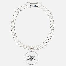 Zombie Hunter 2 white Bracelet