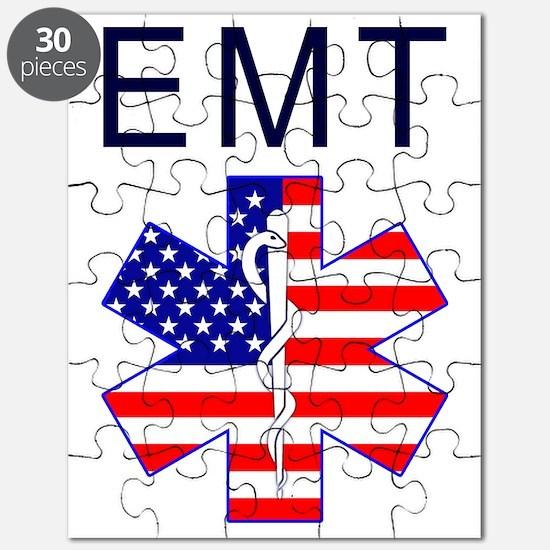 EMT flag Puzzle