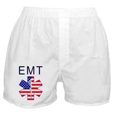 EMT flag Boxer Shorts