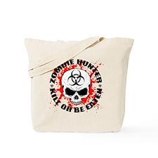 Zombie Hunter 3 Tote Bag