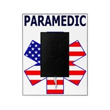 pARAMEDIC FLAG Picture Frame