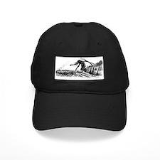 cthulhu_600dpi Baseball Hat