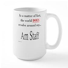 Am Staff World Mug