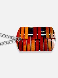 Marimba Dog Tags