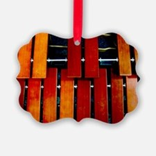 Marimba Ornament