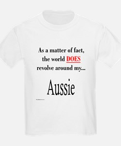 Aussie World Kids T-Shirt