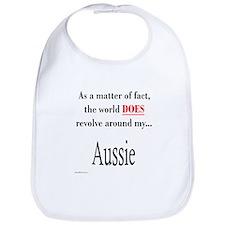 Aussie World Bib
