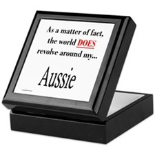 Aussie World Keepsake Box