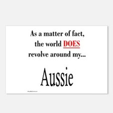 Aussie World Postcards (Package of 8)