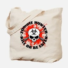 Zombie Hunter 1 Tote Bag