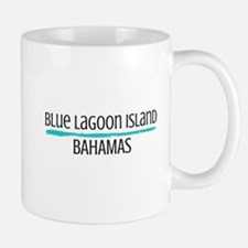 Blue Lagoon Mugs