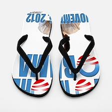 No More Obama template 082111 Flip Flops