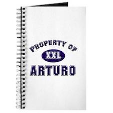 Property of arturo Journal