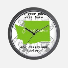 Washington Wall Clock