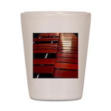 Marimba Shot Glass