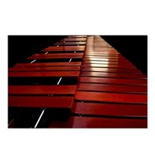 Marimba1 Postcards (Package of 8)