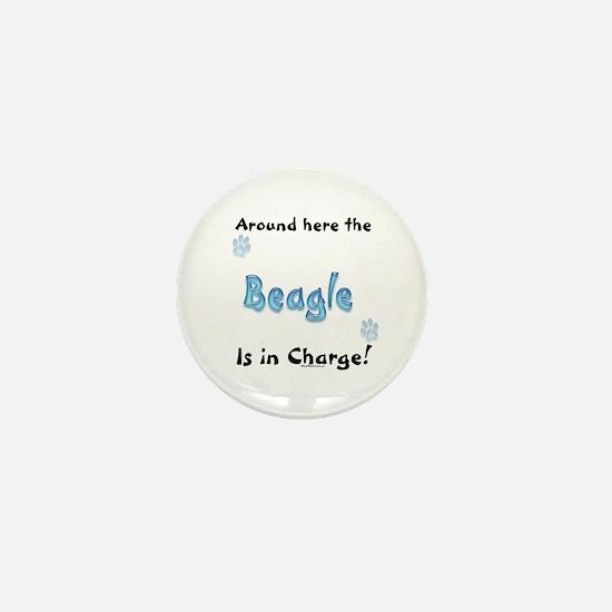 Beagle Charge Mini Button