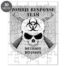Zombie Response Team Detroit Puzzle