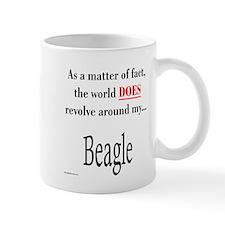 Beagle World Mug
