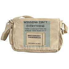 word games Messenger Bag